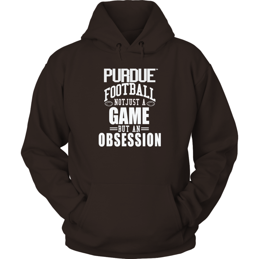 Purdue Univ Football - Not Just a Game, but An Obsession Front picture