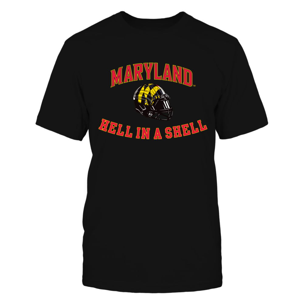 Maryland Terrapins, Hell in a Shell Front picture