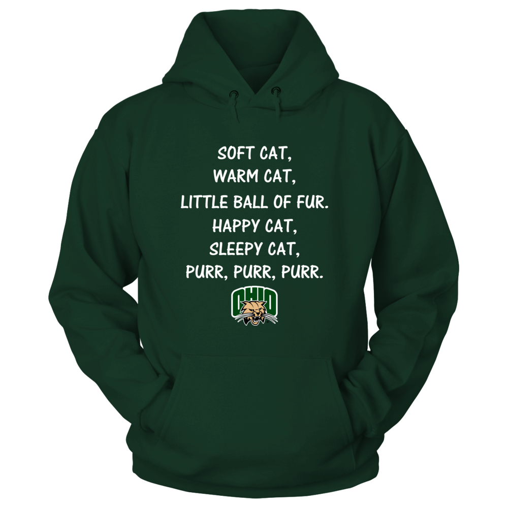 Ohio Bobcats - Soft Cat, Warm Cat Front picture