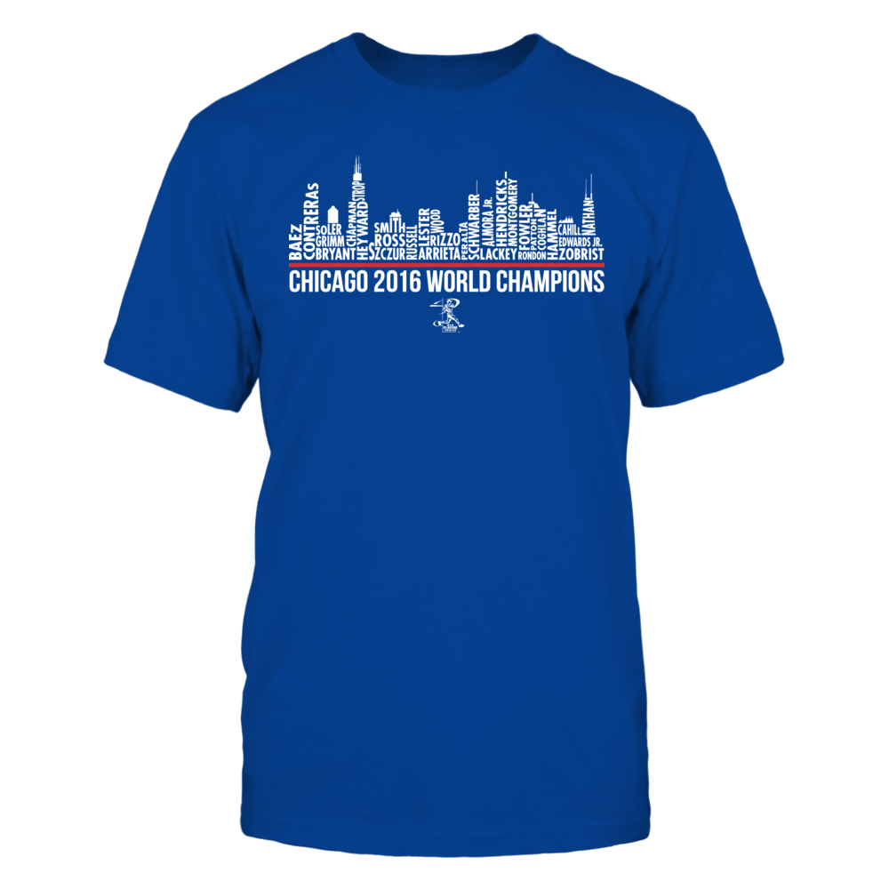 Chicago Skyline Team Roster - 2016 Central Champs Front picture