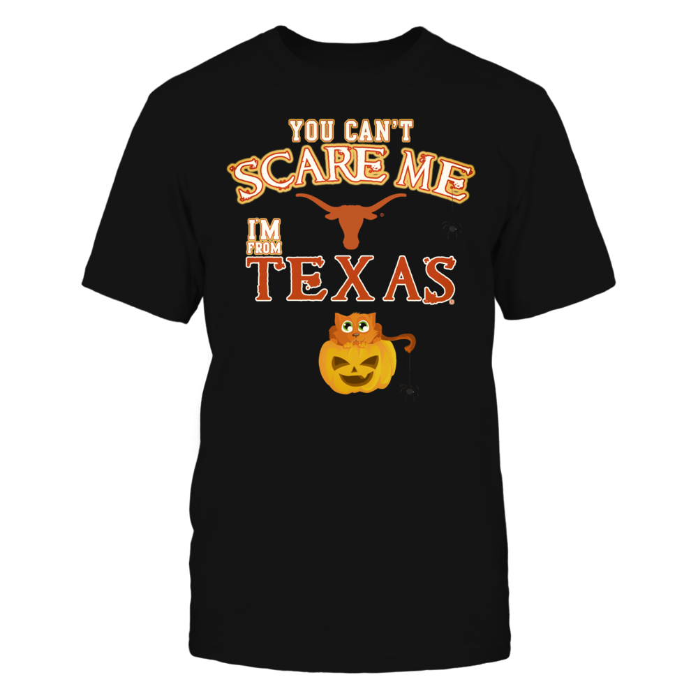Texas Longhorns, Halloween Shirt Front picture