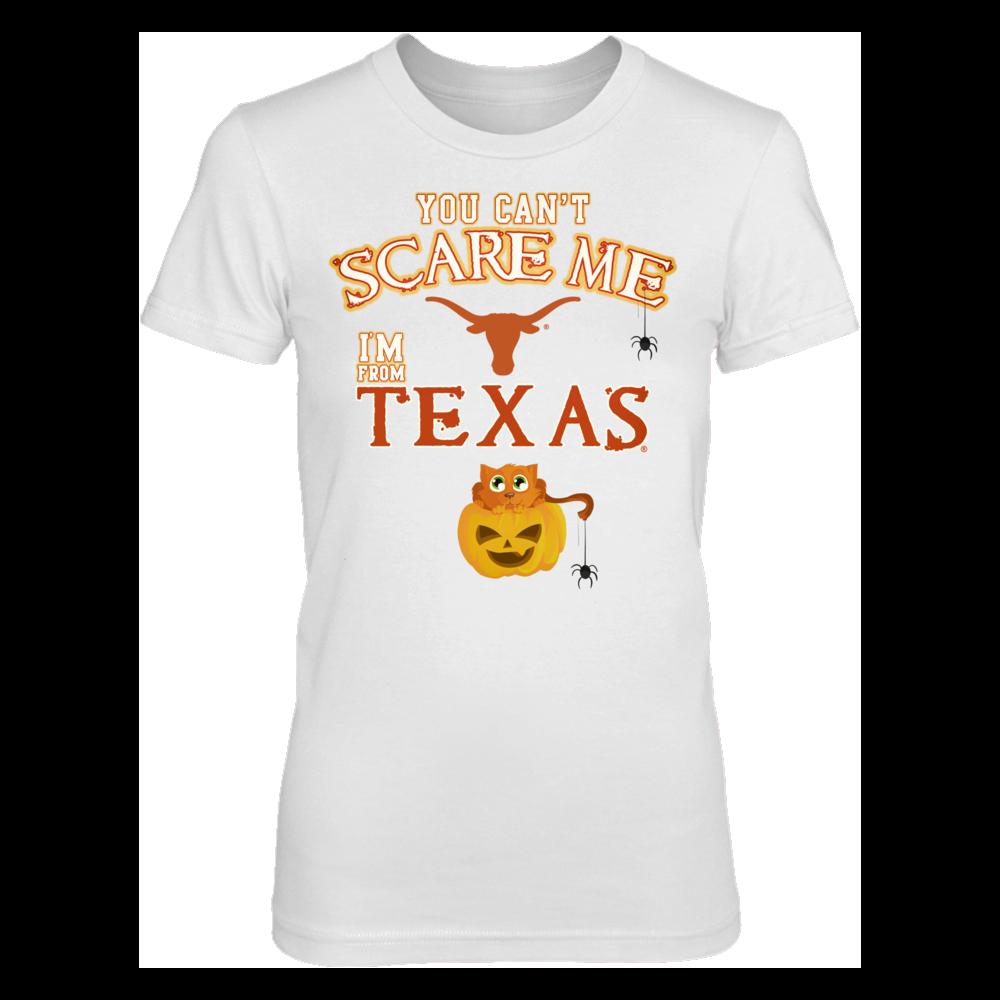 Texas Longhorns, Halloween Shirt Front picture