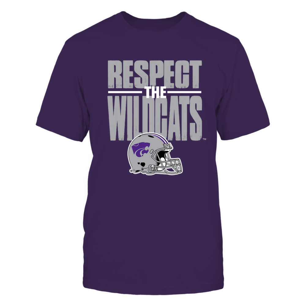 Respect The K-State Wildcats! Front picture