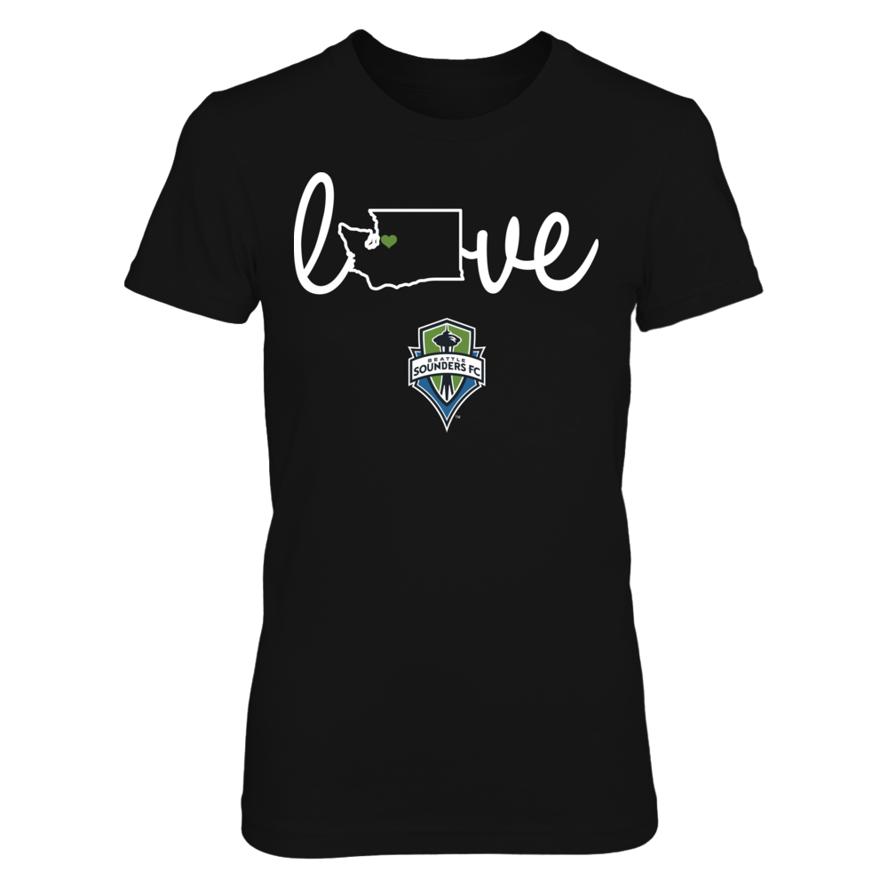 State Love - Seattle Sounders FC Front picture