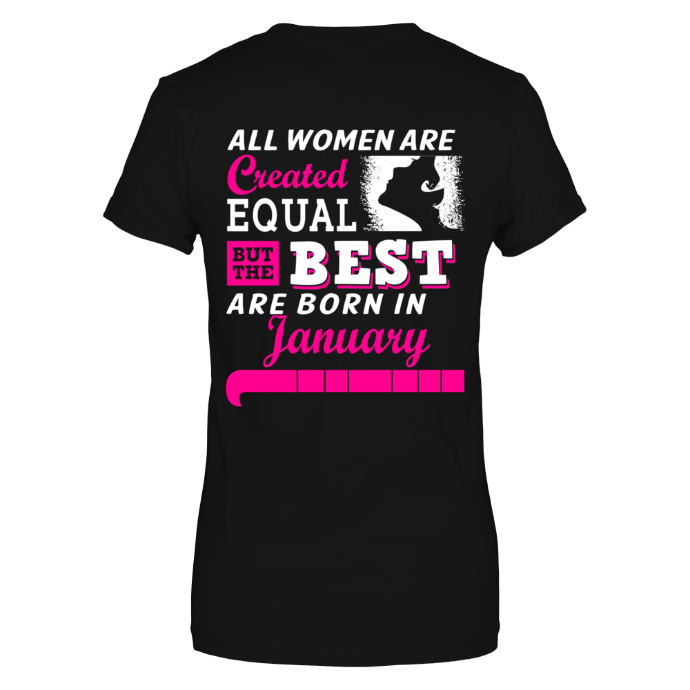 TShirt Hoodie aLL wOMEN aRE cREATED FanPrint