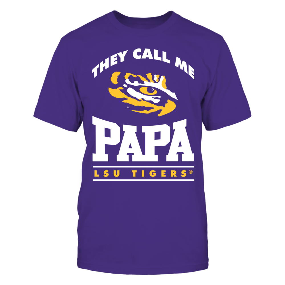 LSU Tigers - They Call Me Papa Front picture