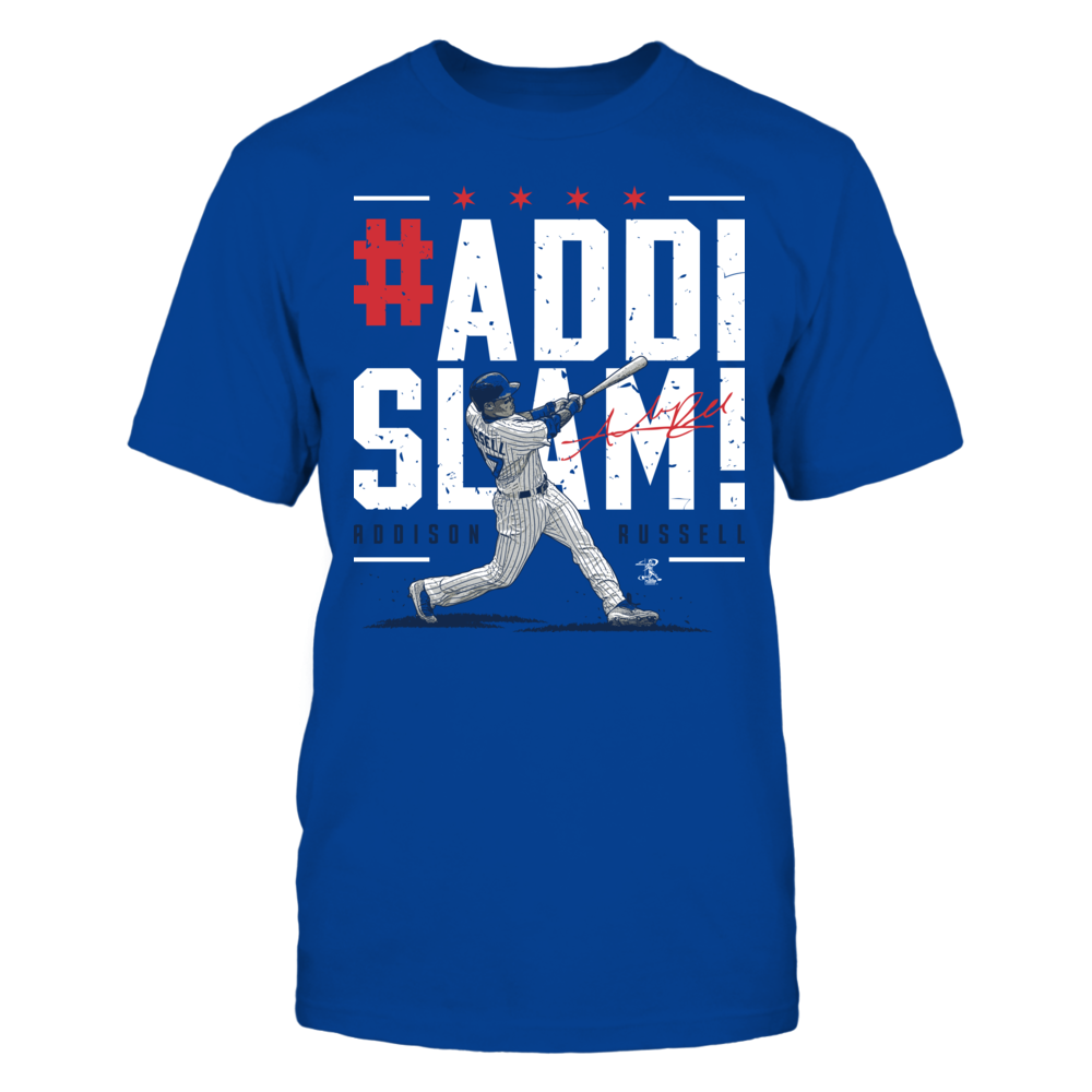 Addison Russell - AWESOME FANATICS - THE OFFICIALLY ...