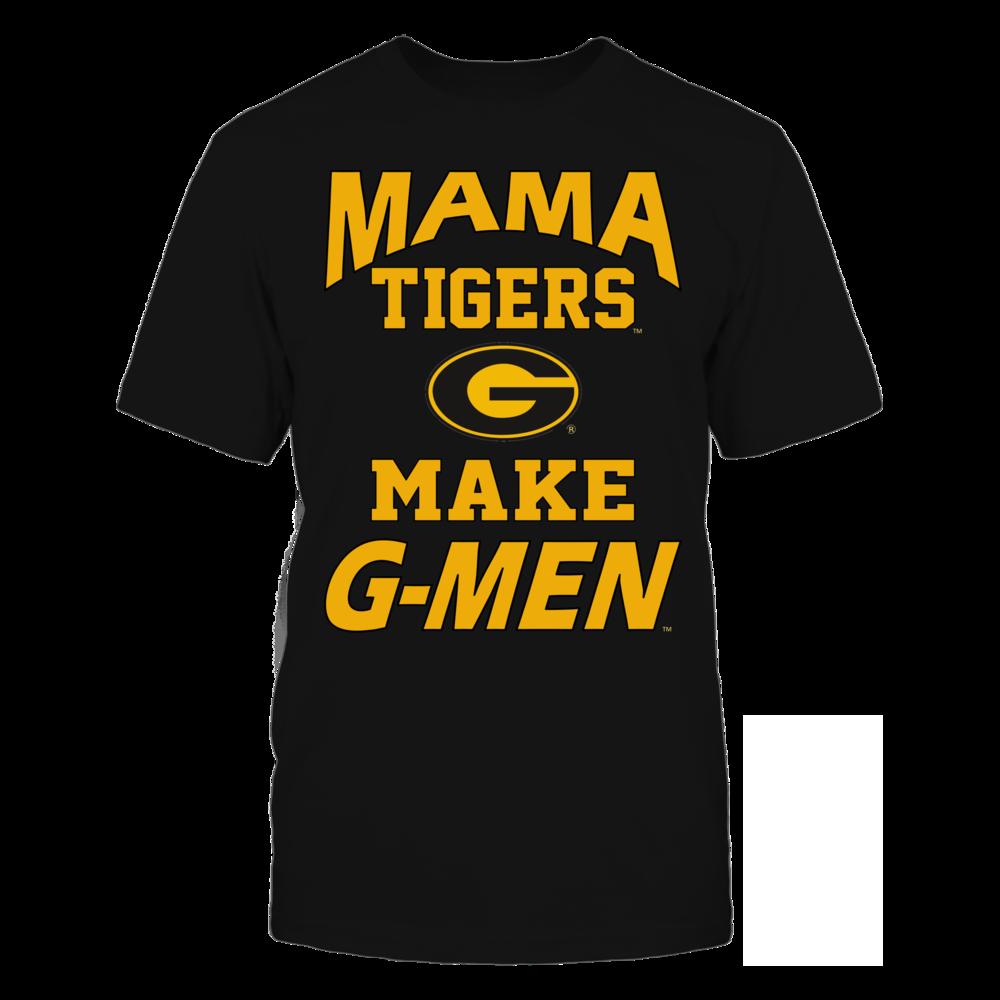 Grambling State Tigers OFFICIAL GRAMBLING STATE UNIVERSITY -MAMA TIGERS FanPrint