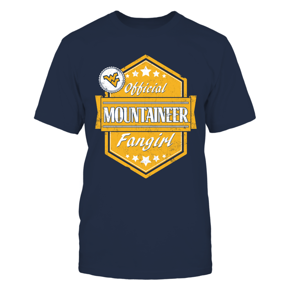 West Virginia Mountaineers Official Mountaineers Fangirl - West Virginia University FanPrint