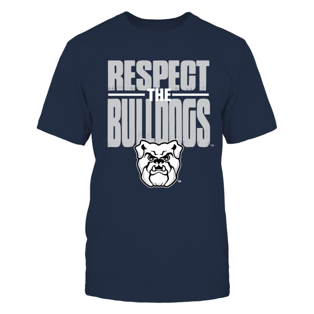 Respect The Butler Bulldogs Front picture