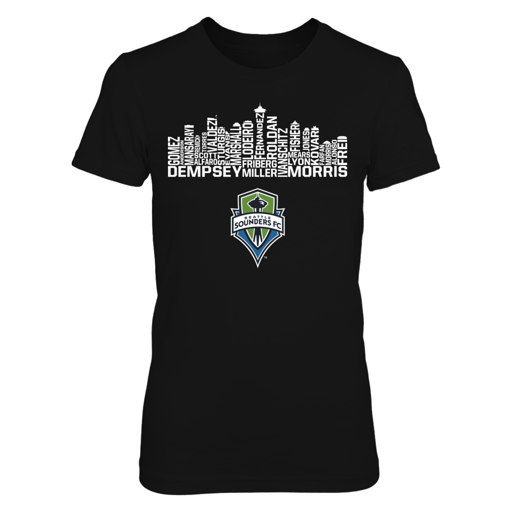 Skyline - Seattle Sounders FC Front picture