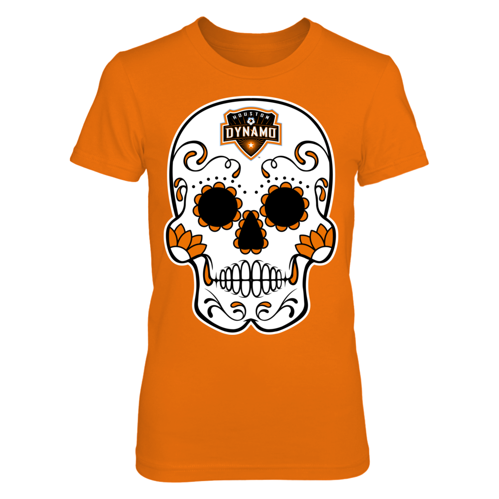 Sugar Skull - Houston Dynamo Front picture