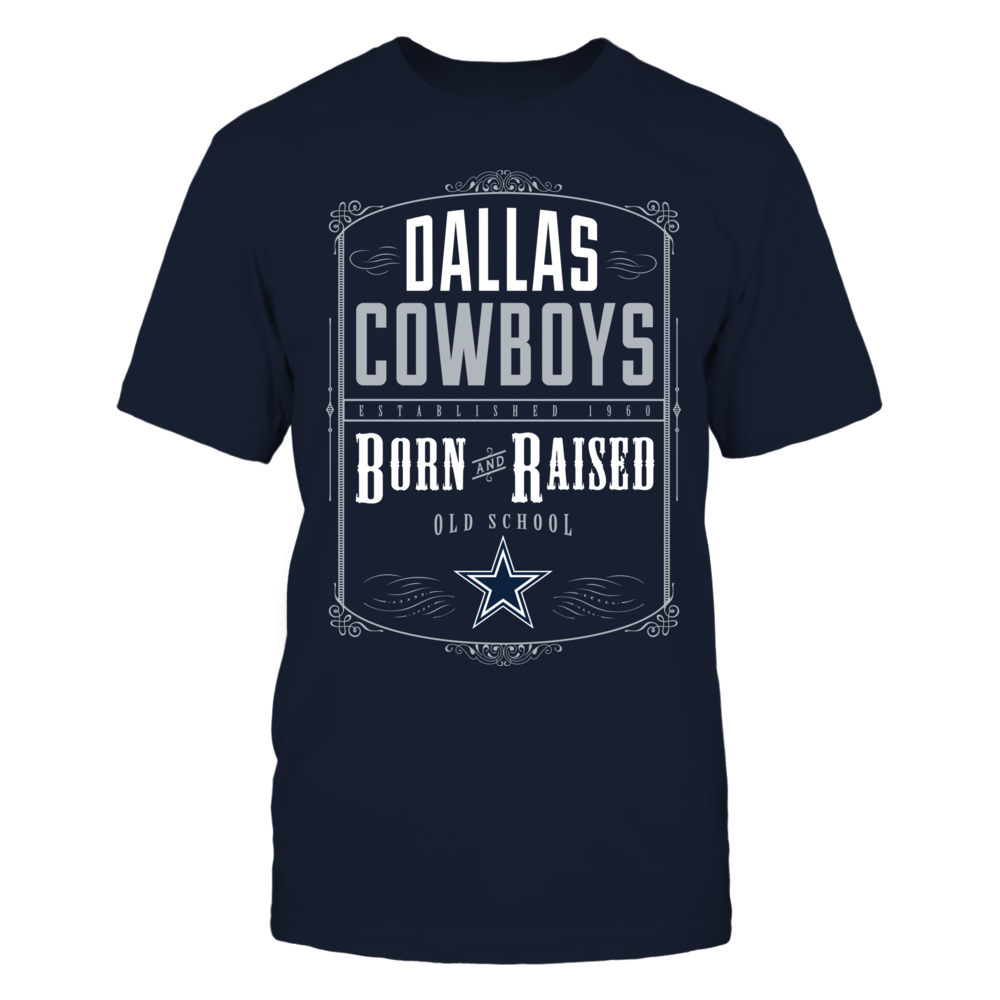 Dallas Cowboys - Born & Raised Front picture