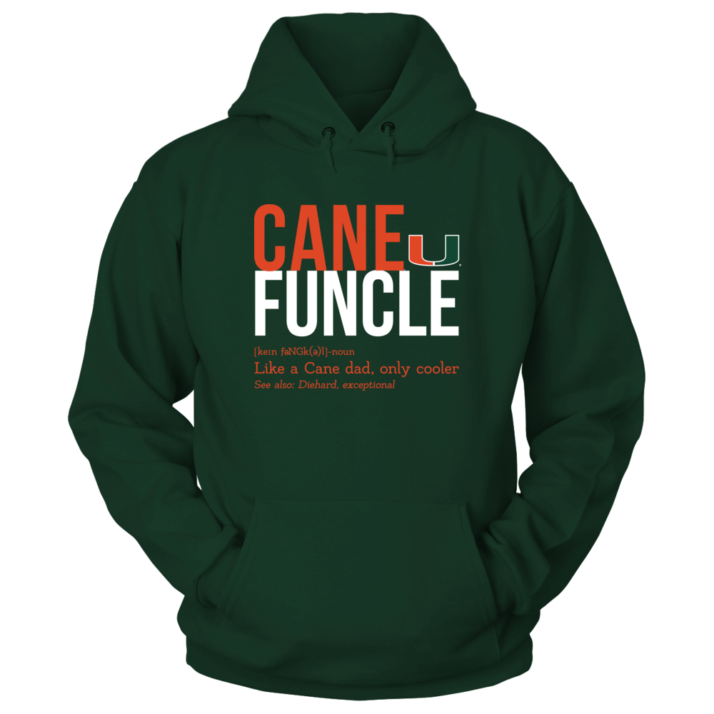 Miami Hurricanes - Funcle Front picture