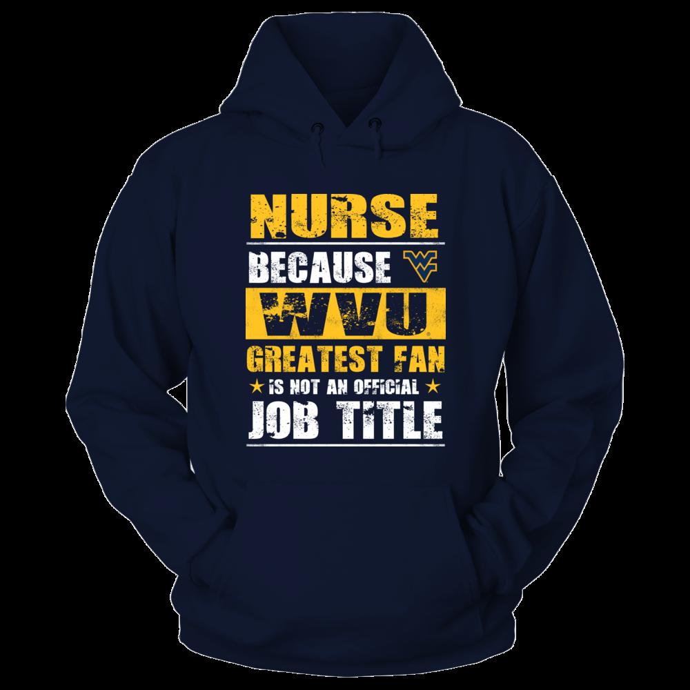 West Virginia Mountaineers - Job - Nurse Front picture