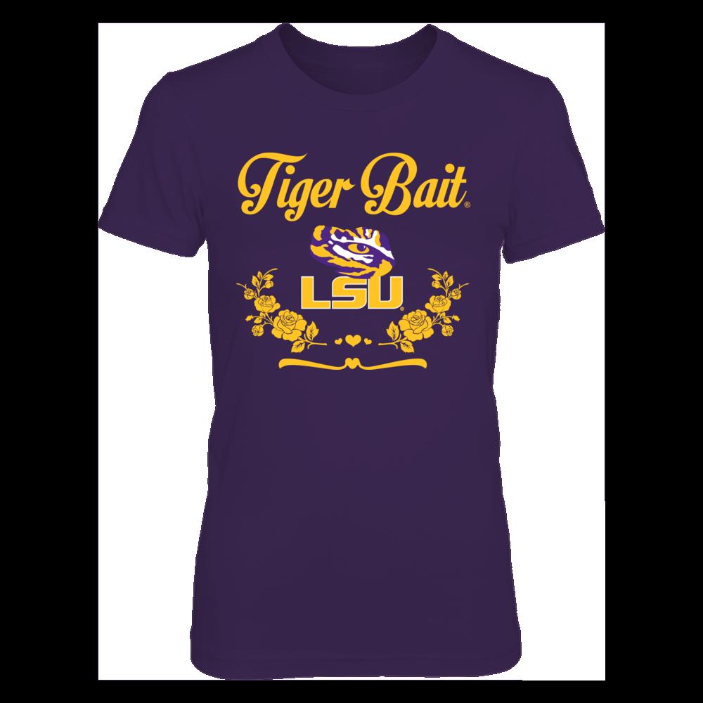 LSU Tigers Lsu Tiger Bait FanPrint