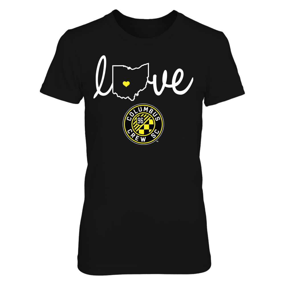 State Love - Columbus Crew SC Front picture