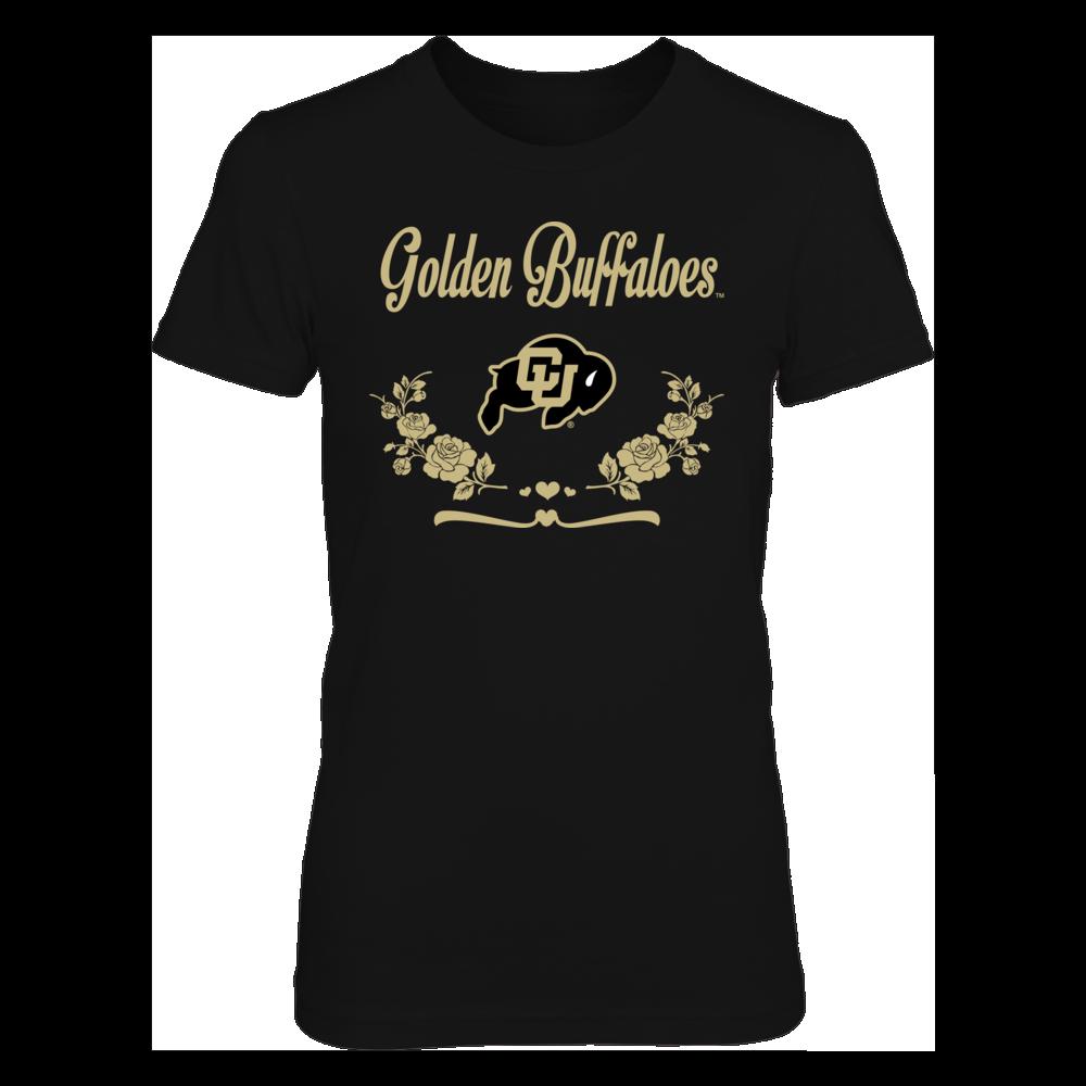 Colorado Buffaloes Colorado Golden Buffaloes FanPrint