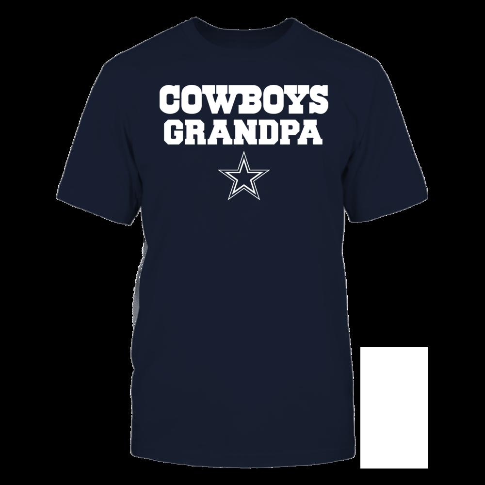 Dallas Cowboys - Cowboys Grandpa Front picture