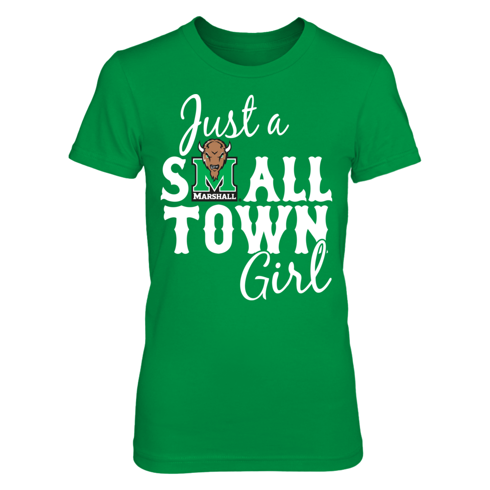 Small Town Girl - Marshall Thundering Herd Front picture