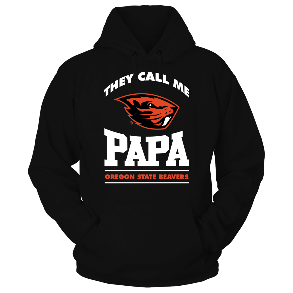 Oregon State Beavers - They Call Me Papa Front picture