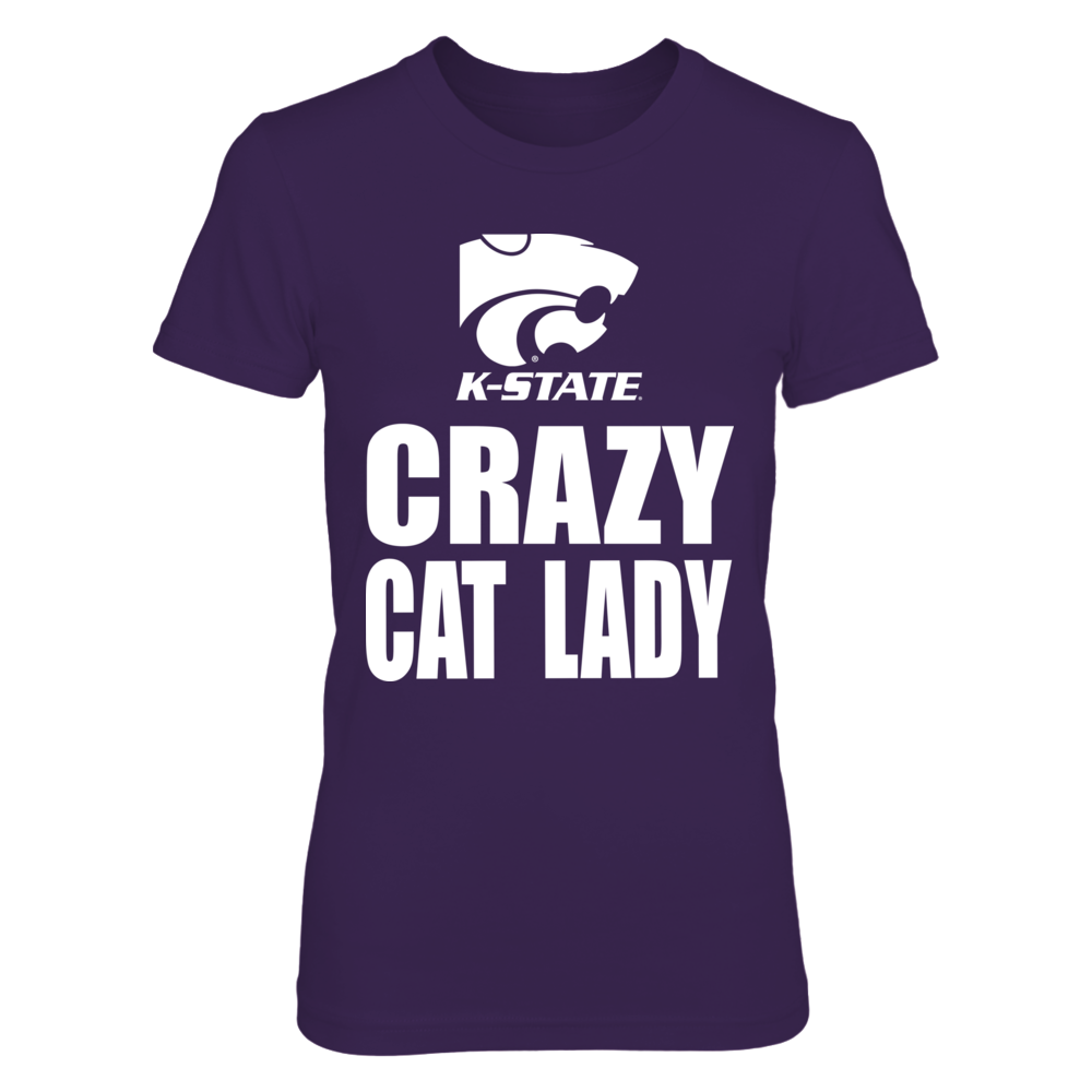 Crazy Cat Lady K-State Front picture