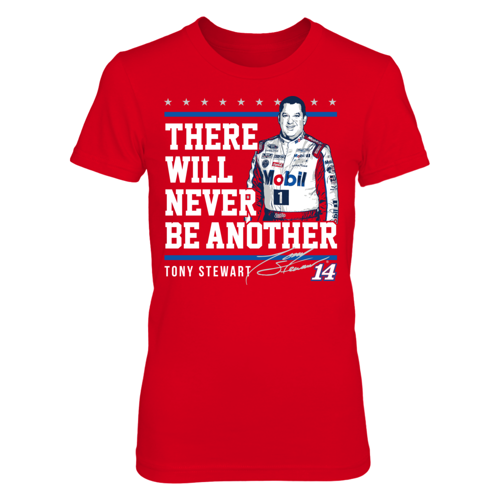 Tony Stewart Tony Stewart - There Will Never Be Another FanPrint