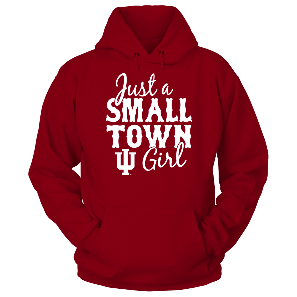 Indiana Hoosiers - Just A Small Town Girl Front picture