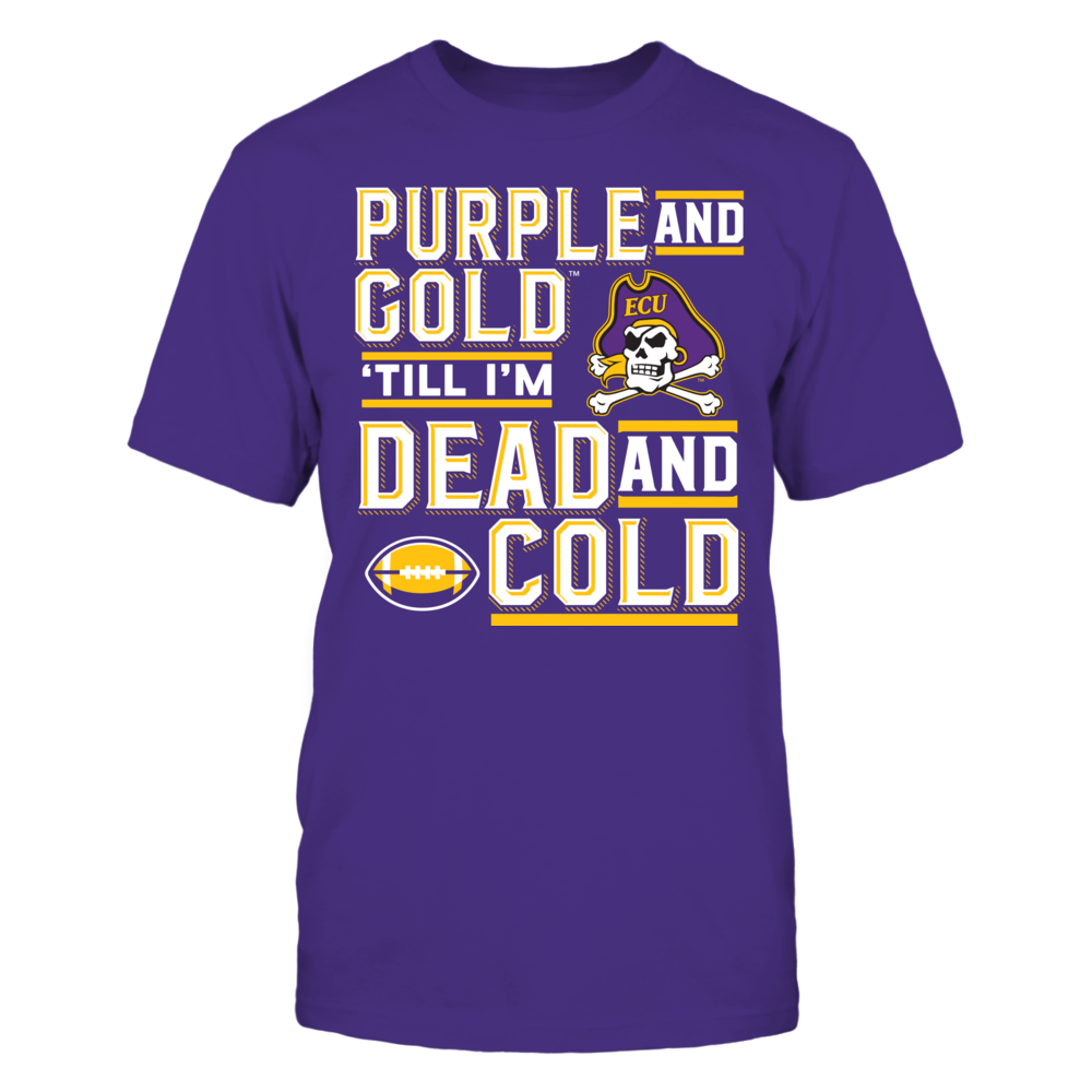 ECU Pirates - 'Till I'm Dead And Cold Front picture