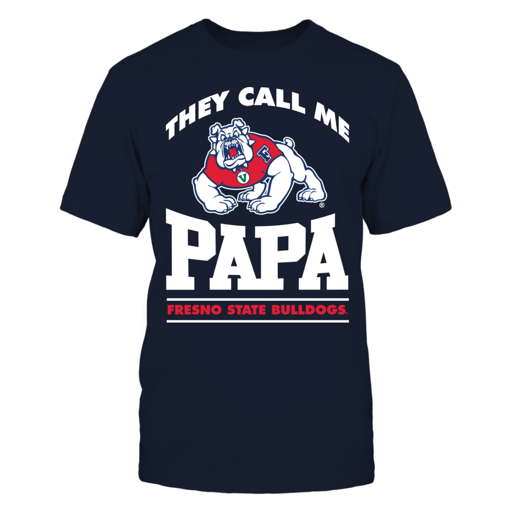 Fresno Bulldogs - They Call Me Papa Front picture
