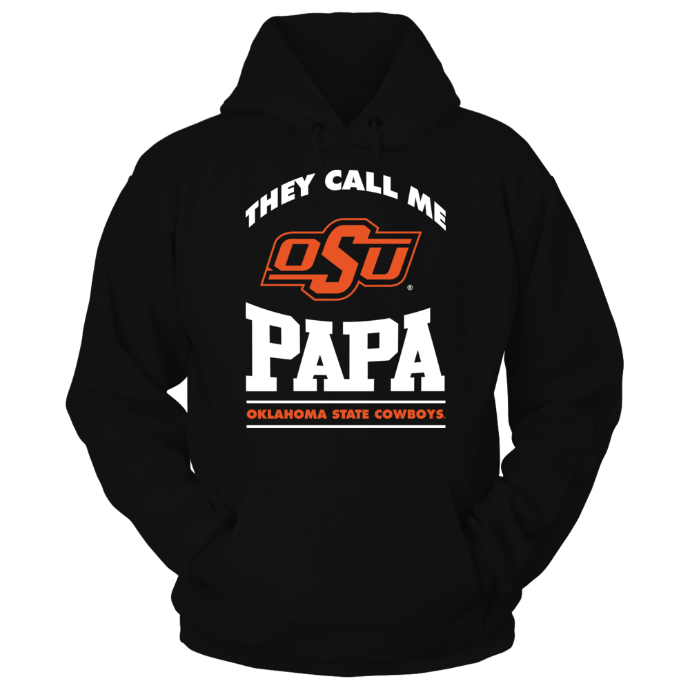 They Call Me Papa - Oklahoma State Cowboys Front picture