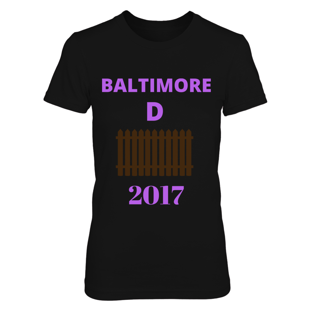 TShirt Hoodie Baltimore Ravens Defense 2017 FanPrint