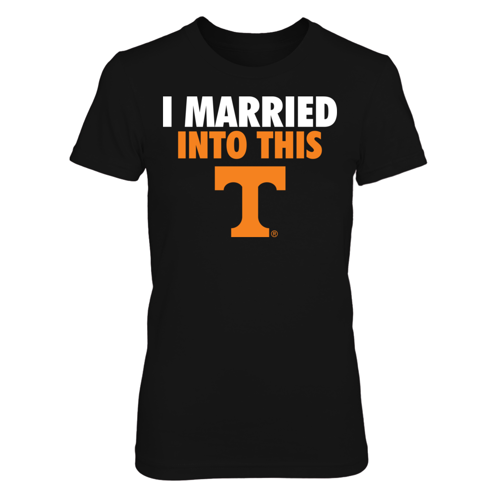 Tennessee Volunteers - I Married Into This Front picture