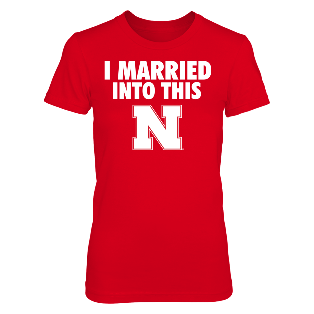 Nebraska Cornhuskers - Married Into This Front picture