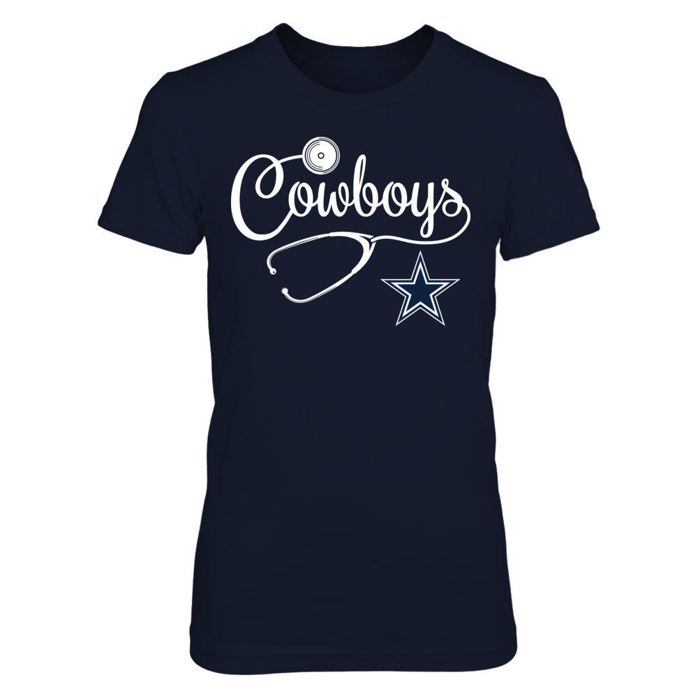 Dallas Cowboys - With Stethoscope Front picture