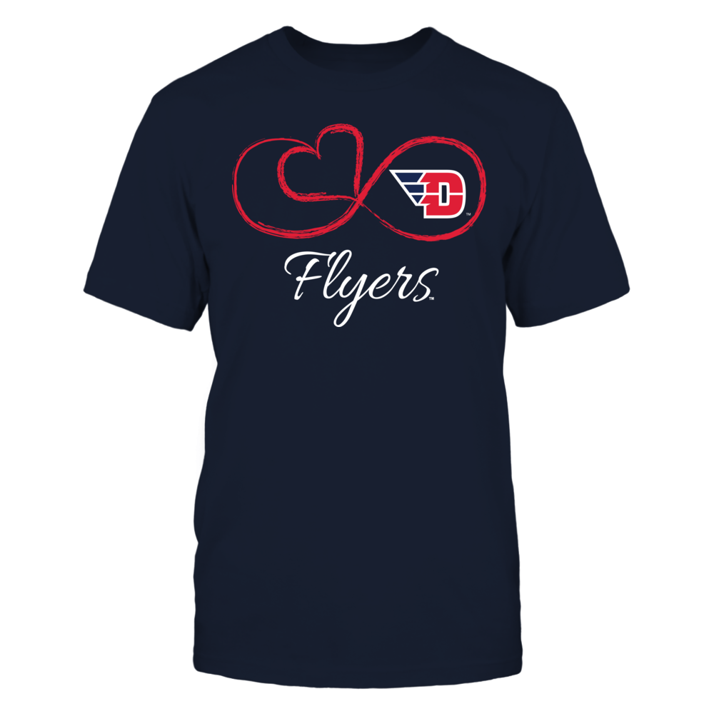 Infinite Heart - Dayton Flyers Front picture