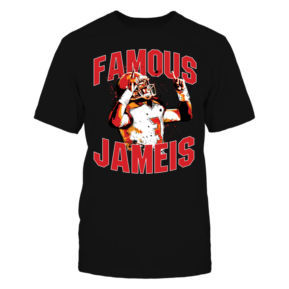 Jameis Winston Player Campaign Famous Jameis Winston FanPrint