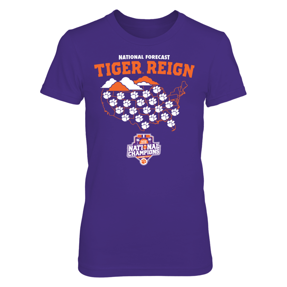 Clemson Tigers - National Forecast 2016 Champions Front picture