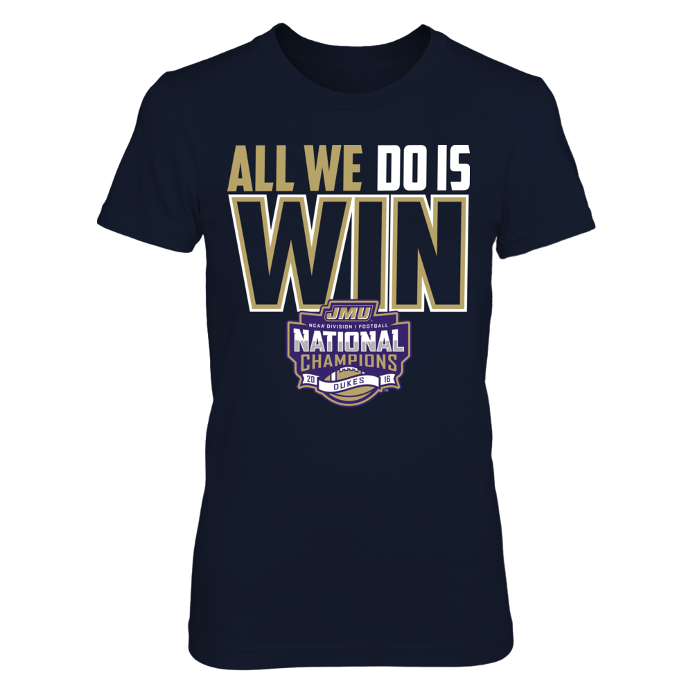 National Champions - JMU Front picture