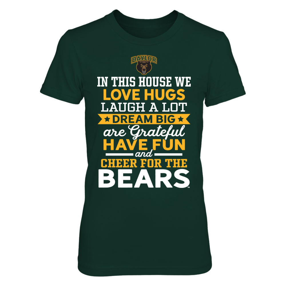 Baylor Bears - Love, Laugh, Dream Front picture