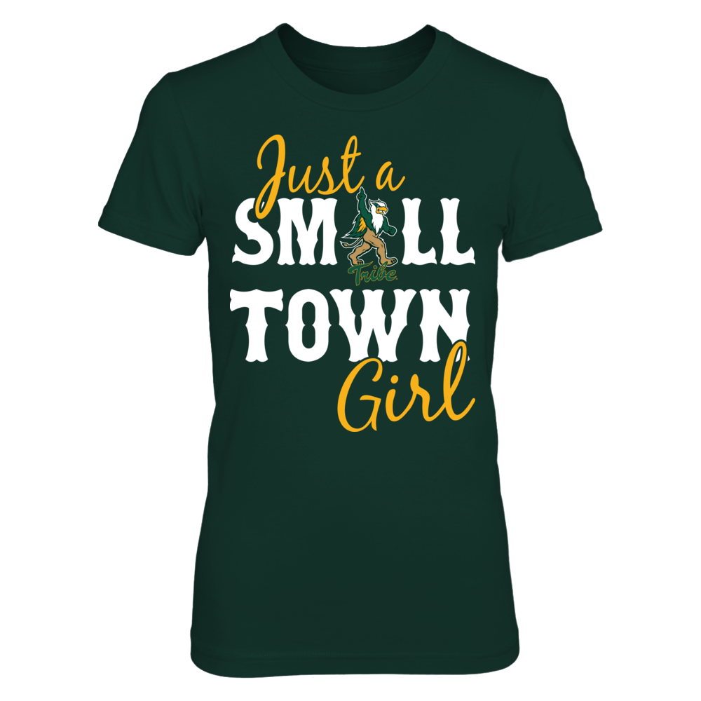 Just A Small Town Girl - William & Mary Tribe Front picture