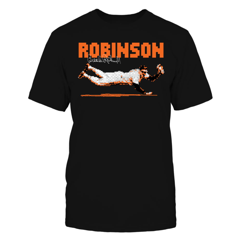 Brooks Robinson - 8-Bit Front picture