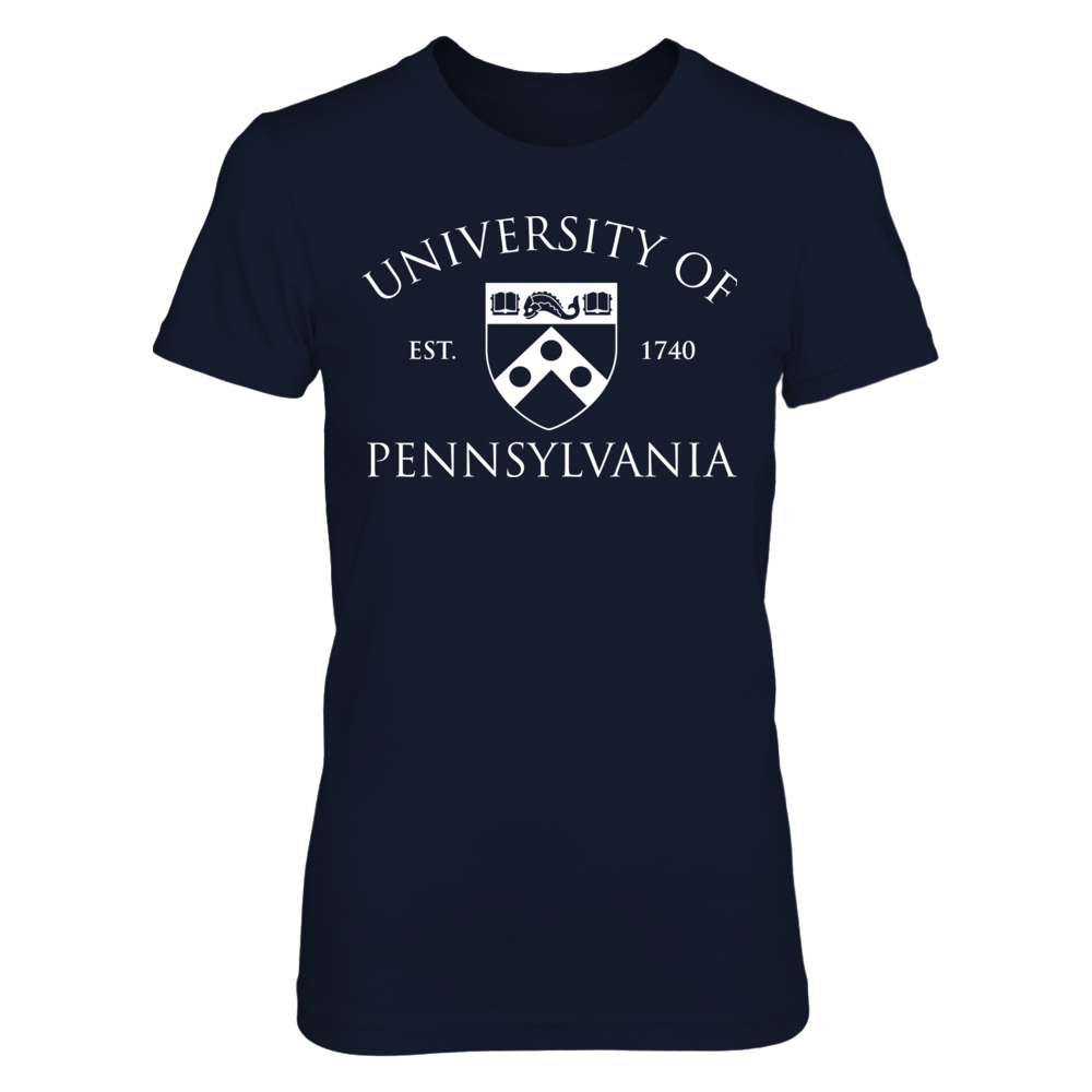 Classic Crest - UPenn Quakers Front picture