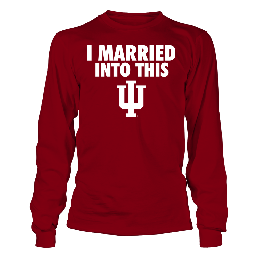 Indiana University - I Married Into This Front picture