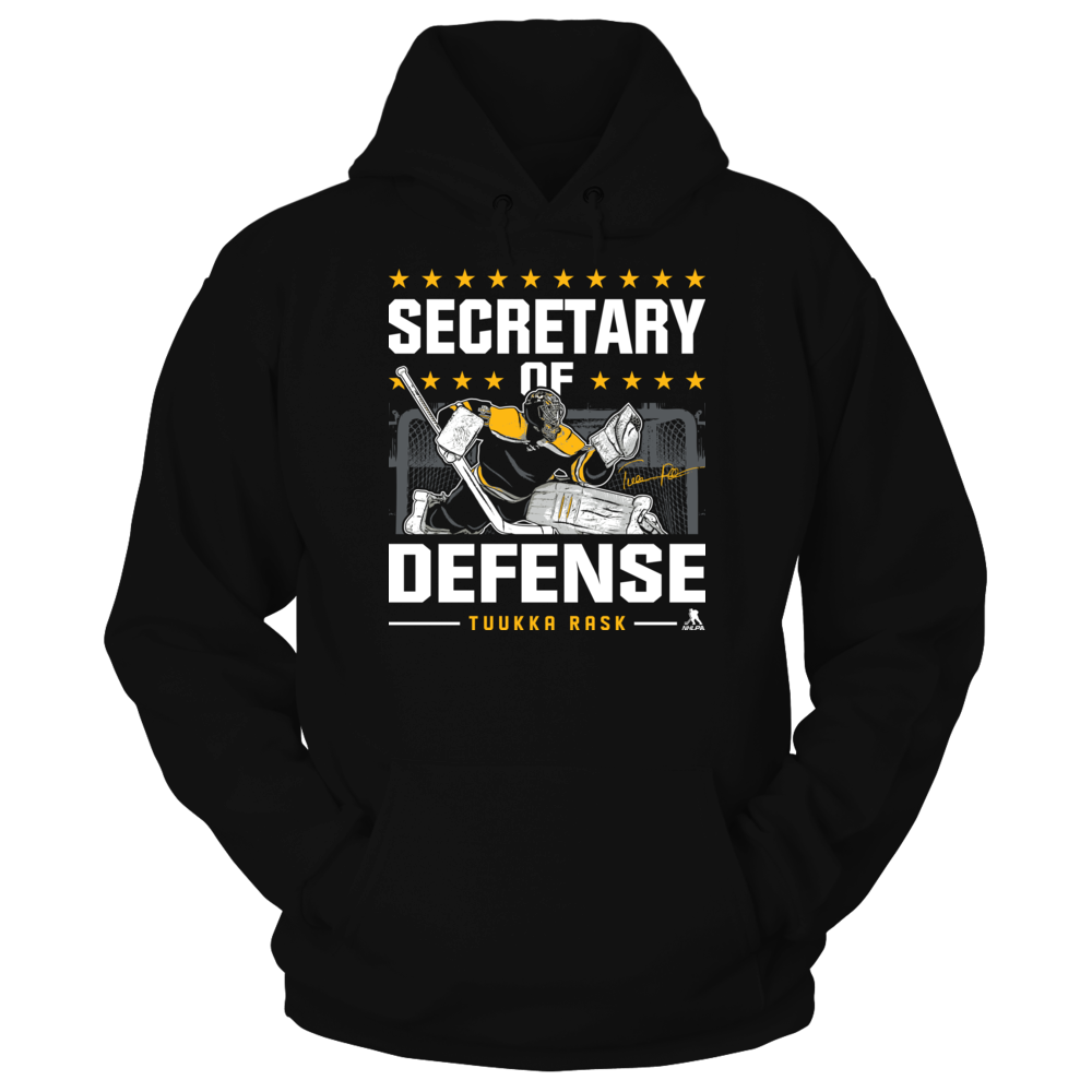 Tuukka Rask Tuukka Rask - Secretary of Defense FanPrint