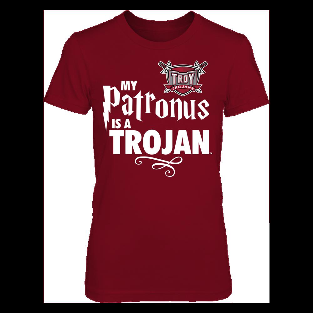 My Patronus Is - Troy Trojans Front picture