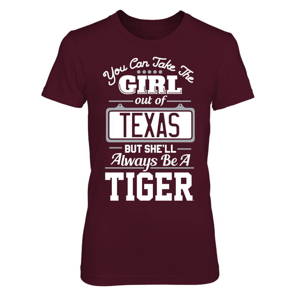 Texas Southern Tigers Take Her Out - Texas Southern Tigers FanPrint
