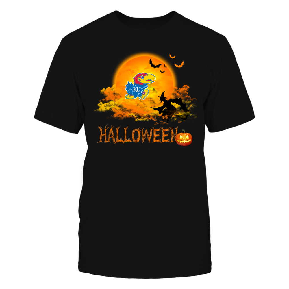 Kansas Jayhawks Halloween Front picture
