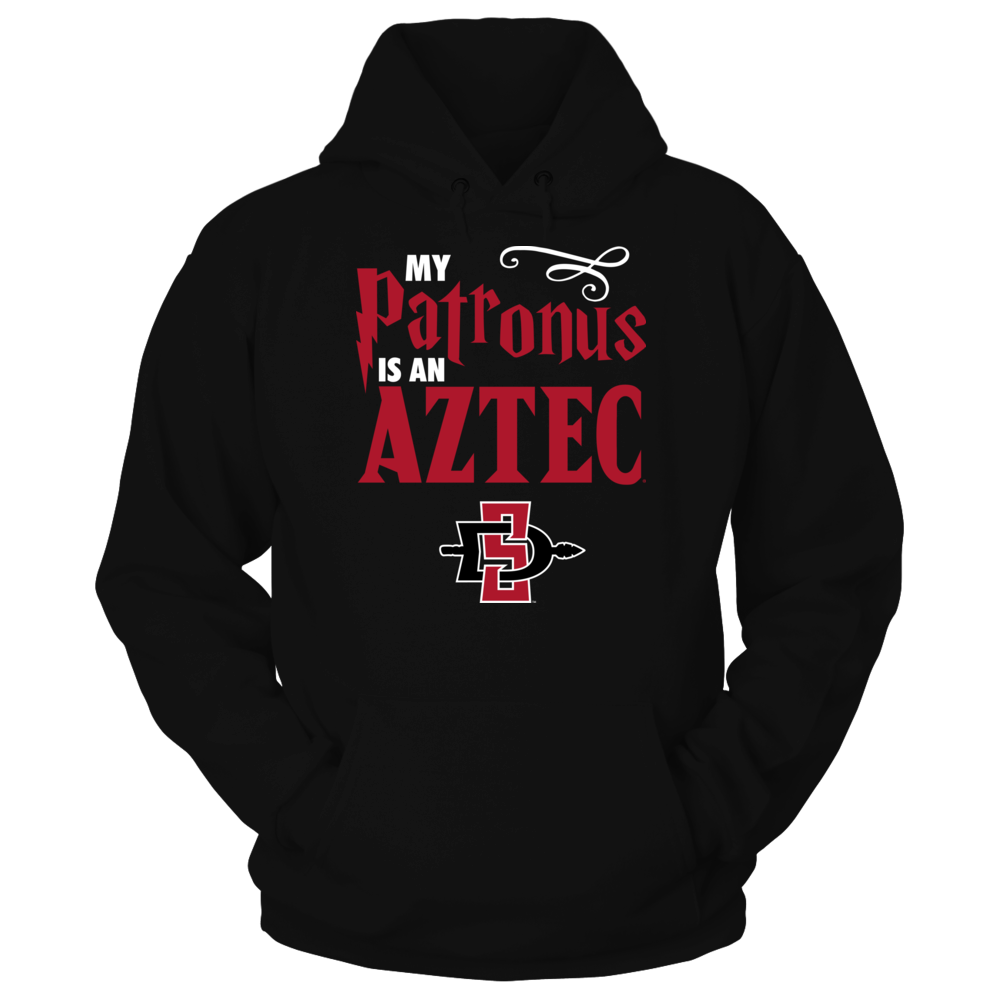 My Patronus Is - San Diego State Aztecs Front picture