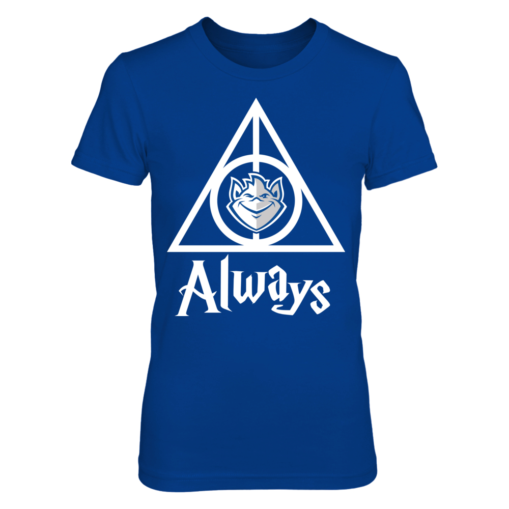 Saint Louis Billikens Deathly Hallows - Saint Louis Billikens FanPrint